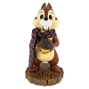 Disney Nutcracker Figure - Chip Holding Acorn