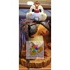 Disney Nutcracker Figure - Dale Holding Acorns