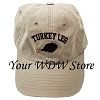 Disney Hat - Baseball Cap - Embroidered Turkey Leg