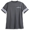 Disney Men's Shirt - Epcot 35th Anniversary - Jersey Style - Grey