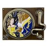 Disney Quarterly Collection Pin - Magical Melodies Beauty & the Beast
