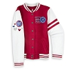 Disney Girls Varsity Jacket - Mickey Mouse 1971 Disney World