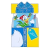 Disney Resort Holidays Pin 2017 - Contemporary Donald Duck