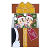 Disney Resort Holidays Pin 2017 - Ft Wilderness Campground Chip & Dale