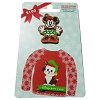 Disney Gift Card and Pin Combo - 2017 Holiday Series - Minnie Mouse