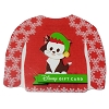Disney Gift Card - 2017 Holiday Series - Figaro Ugly Sweater