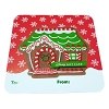 Disney Gift Card - 2017 Holiday Series - Gingerbread House