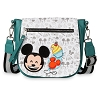 Disney Boutique Crossbody - Mickey & Friends Emoji by Loungefly
