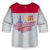 Disney Girls Shirt - Disney World 71 Cinderella Castle