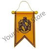 Universal Ornament - Harry Potter - Hufflepuff Pennant