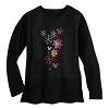 Disney Ladies Shirt - Mickey Holiday Beaded Sweater