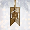 Universal Ornament - Harry Potter Hufflepuff Crest Metal Pennant