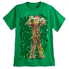 Disney Adult Shirt - Chewbacca Christmas Lights Tee