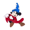 Disney Magnet - Sorcerer Mickey Mouse PVC