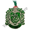 Universal Ornament - Harry Potter ''Stained Glass'' Slytherin Crest
