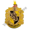 Universal Ornament - Harry Potter ''Stained Glass'' Hufflepuff Crest