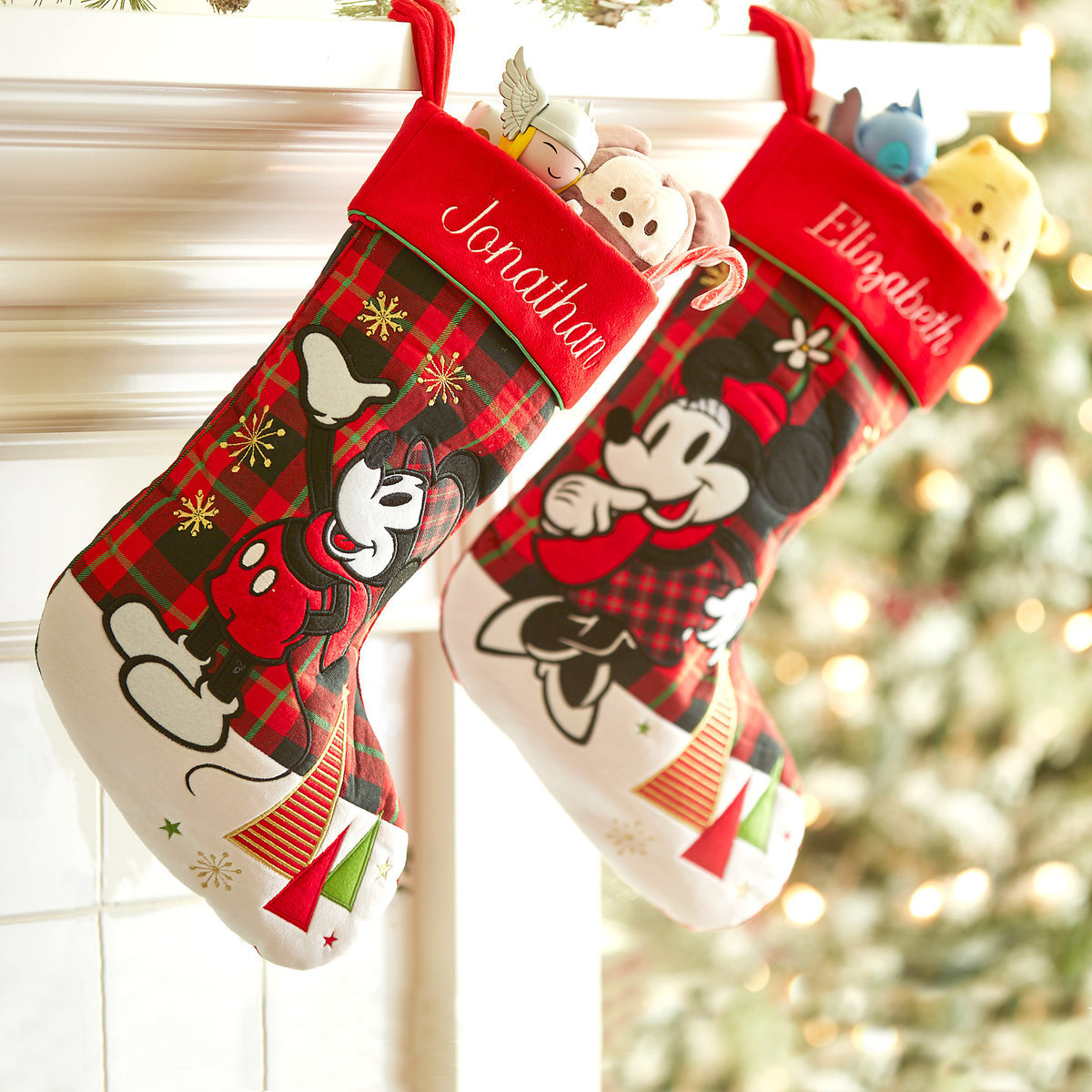 Your wdw store disney christmas holiday stocking