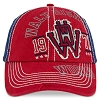 Disney Baseball Cap - Collegiate Disney World WDW 1971 - Red and Blue