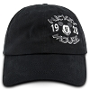 Disney Baseball Cap - Mickey Mouse 1928 - Black