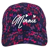 Disney Baseball Cap - Minnie Mouse Allover Bow