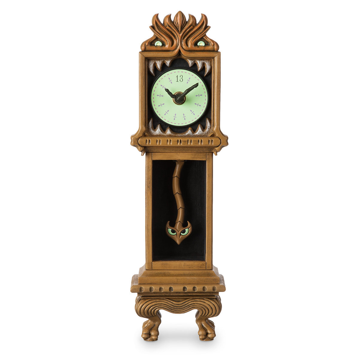 Your wdw store disney clock the haunted mansion clock figure disney clock the haunted mansion clock figure working clock amipublicfo Choice Image