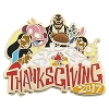 Disney Thanksgiving Pin - 2017 Thanksgiving Day - Lilo and Stitch