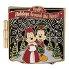 Disney Holidays Around The World Pin - 2017 Mickey Minnie Logo