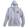 Disney Adult Jacket Hoodie - Mickey Mouse and Friends Holiday Hoodie