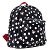 Disney Mini Backpack - Minnie Mouse Bows and Polka Dots