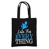 Disney Tote Bag - White Rabbit - Late for EVERYTHING