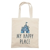 Disney Tote Bag - Fantasyland Castle - Happy Place