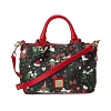 Disney Dooney & Bourke Bag - Mickey & Minnie Woodland Winter Crossbody