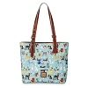 Disney Dooney & Bourke Bag - Disney Dogs Emily Shoulder Bag