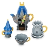 Disney Decorative Mini Tea Set - Walt Disney World Castle