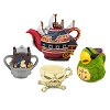 Disney Decorative Mini Tea Set - Pirates of the Caribbean