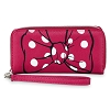 Disney Wristlet Wallet - Minnie Mouse Bow