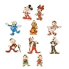 Disney Mystery Pin Set - Christmas Jammies (2 Random)