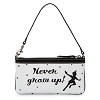 Disney Dooney & Bourke Bag - Peter Pan Wristlet - Never Grow Up