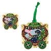 Disney Pin and Ornament Set - 2017 Happy Holidays Dumbo - Passholder