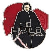 Disney Star Wars Pin - The Last Jedi - Kylo Ren
