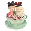Disney Precious Moments Figurine - Tea-riffic Day - Mad Tea Party