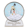 Disney Winter Pin - 2017 Winter Wishes - Pluto
