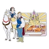 Disney Snow White Pin - 80th Anniversary - Snow White and Prince
