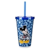 Disney Tumbler with Straw - Mickey Mouse Logo - 2018