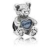 Disney PANDORA Charm - Duffy the Disney Bear