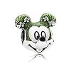Disney PANDORA Charm - Flower & Garden Mickey Topiary