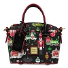 Disney Dooney & Bourke Bag - Disney Parks Holiday Passholder Satchel - 2018