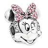Disney PANDORA Charm - Minnie Mouse Clip