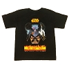 Disney Youth Shirt - 2005 Star Wars Weekends - Darth Vader Mickey - SM