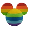 Disney Antenna Topper - Rainbow Mickey Mouse Ears